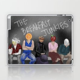 The Breakfast Junkies  Laptop & iPad Skin