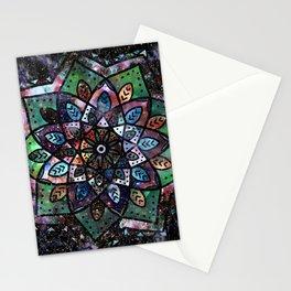 Cosmic Mandala Stationery Cards