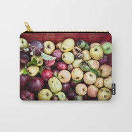 Mele   Apples Carry-All Pouch