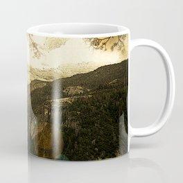 Through the Merced Gorge Coffee Mug