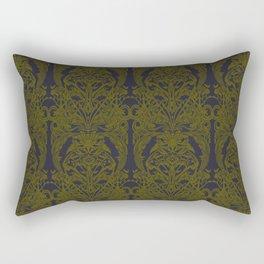 The Grand Salon, Olive Rectangular Pillow