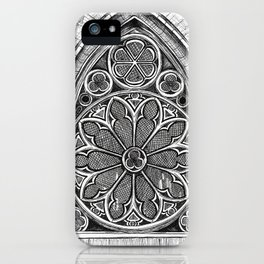 Intricate Architecture iPhone Case