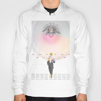 """architect Hoodies featuring """"The Big Architect"""" by Alessandro De Vita"""
