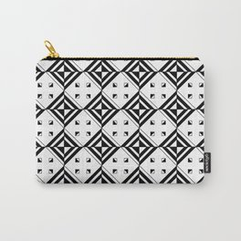 optical pattern 71 Carry-All Pouch
