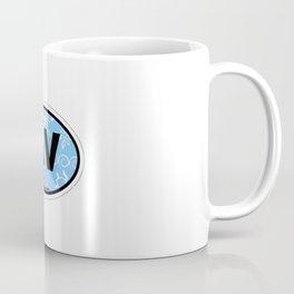 Avalon - Cooler by a mile. Coffee Mug