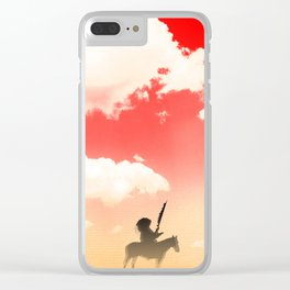 spirit Clear iPhone Case