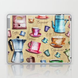Coffee time! 2.0 Laptop & iPad Skin