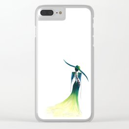 Mother Ma Clear iPhone Case
