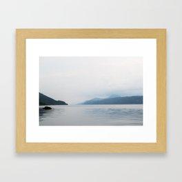 Tranquil Loch Ness Framed Art Print