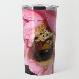 Fuzzy Buzzy Travel Mug