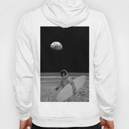 Moon surfer Hoody