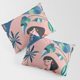 Plant lady ll Pillow Sham