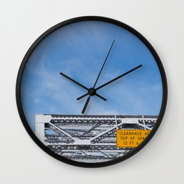 Clearance Wall Clock