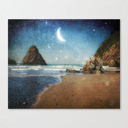 Oregon Moondust Canvas Print
