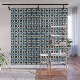 Patta Pattern Wall Mural