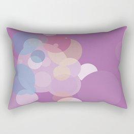 cyrcle Rectangular Pillow