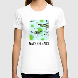 WATERPLANET: Dragonfly T-shirt