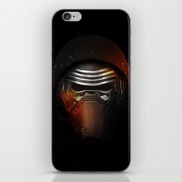 Kylo Ren Shadow iPhone Skin