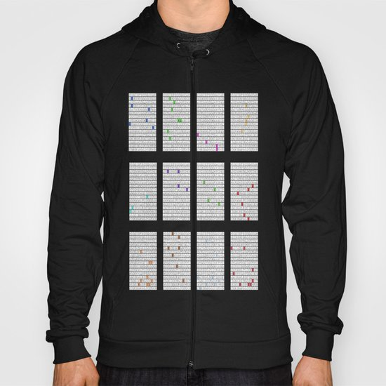 The -endless- Calendar for Germany Hoody
