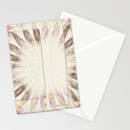 Benzoiodohydrin Relation Flowers  ID:16165-111549-86031 Stationery Cards