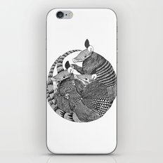 armadillos  iPhone Skin