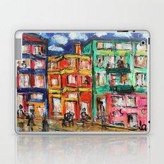 Happy Street Laptop & iPad Skin