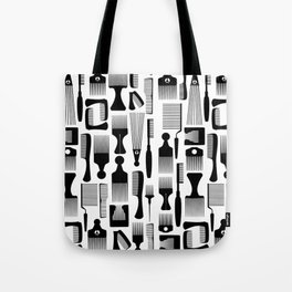 The Comb Over Collection Tote Bag