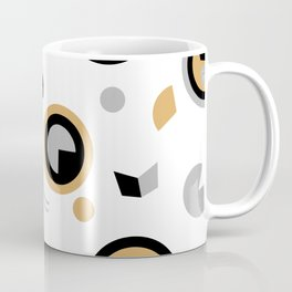Circles and irregular shapes can very be interesting Coffee Mug