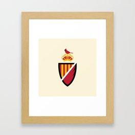 AZFC (Spanish) Framed Art Print