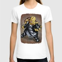 resident evil T-shirts featuring Nemesis: Resident Evil by Patrick Scullin