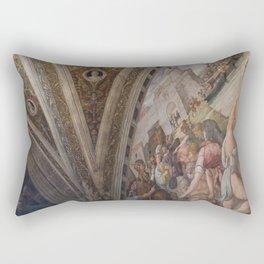 Vatican II, Rome Rectangular Pillow