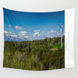 Fire Island Wall Tapestry