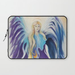 Angel for Creativity and Sensuality Laptop Sleeve