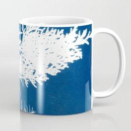 Cyanotype Coffee Mug