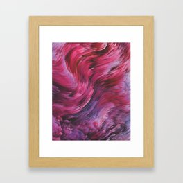 Reiterate VII Framed Art Print