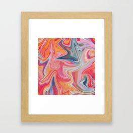 Sunday Booze Framed Art Print