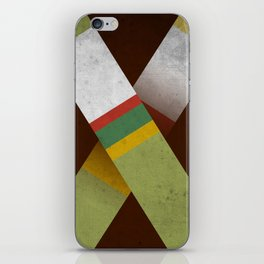 The Fourth Doctor iPhone Skin