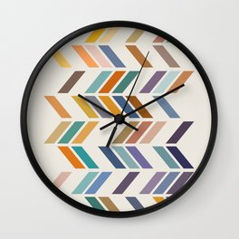 Modern Pattern XX Wall Clock