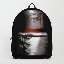 On the road Backpack