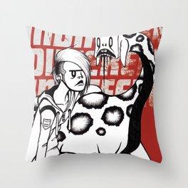 U&I Throw Pillow