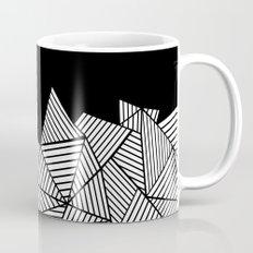 Abstraction Mountain Mug