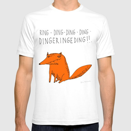What does the fox say??? T-shirt
