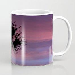 Palm Sunset - 8 Coffee Mug