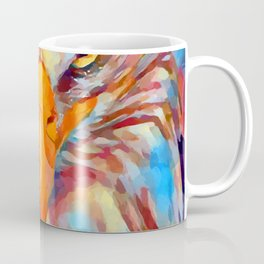 Bald Eagle Watercolor Coffee Mug
