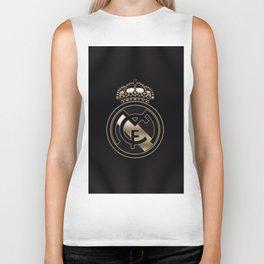 Real Madrid Biker Tank