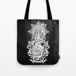 Aquarius (bright apparel colour ) Tote Bag
