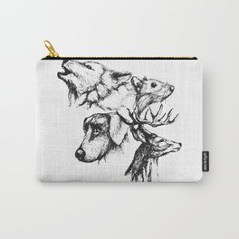 Moony Wormtail Padfoot Prongs Carry-All Pouch