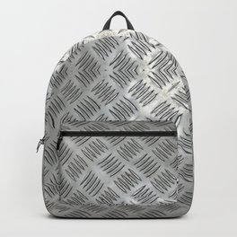 Galvanized Backpack