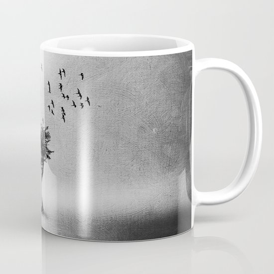 Minimal B&W II Mug