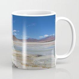 Atacama Salt Lake Coffee Mug